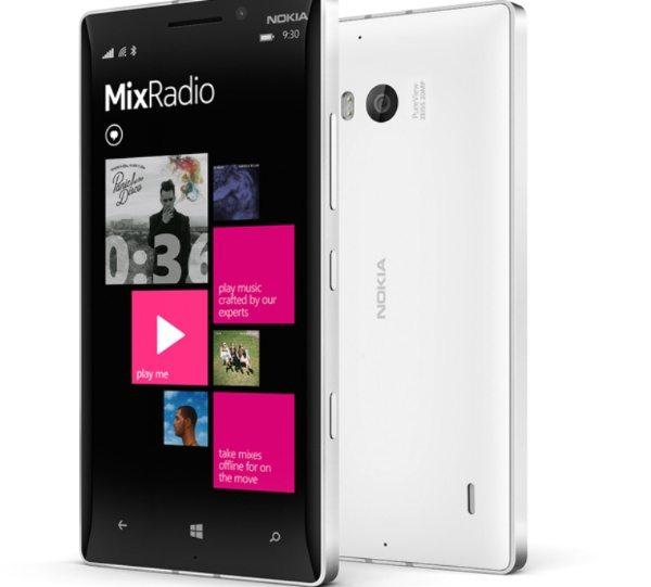 Nokia Lumia 930 wireless charing dock may be free