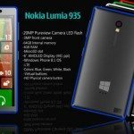 Nokia Lumia 935 design has realistic specs