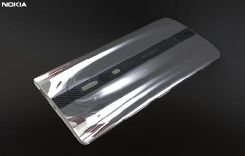 Nokia Mirror design wows