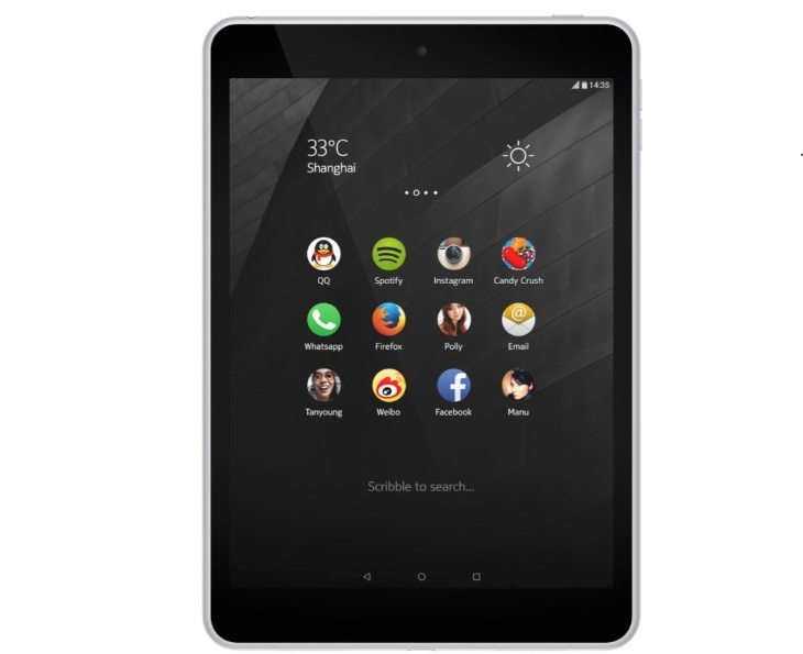 Nokia N1 specs and price for Android Lollipop tablet
