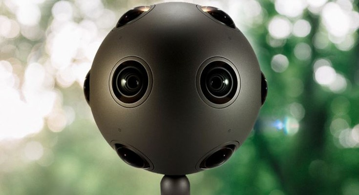 Nokia introduces the $60,000 Nokia OZO VR Camera
