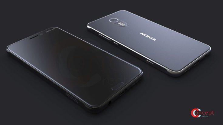 Nokia P1 design