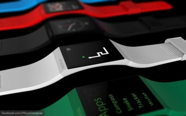 Nokia Smartwatch design with Snake game finalized ...