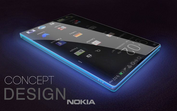Nokia Swan design