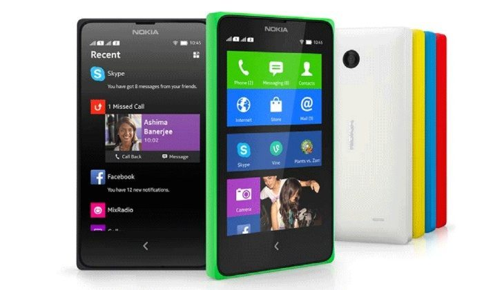 Nokia X lineup receiving 1.2 update from today