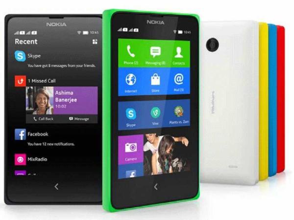 Nokia X2 Android specs touted