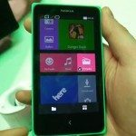 Nokia X hands on review look