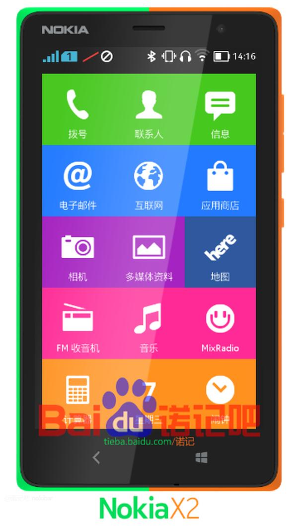 Nokia X2 spec details appear from benchmarks