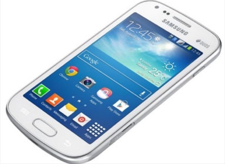 Nokia X2 vs Samsung Galaxy S Duos 2 b