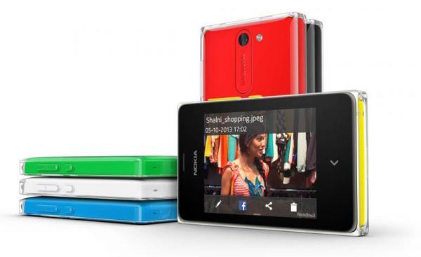Nokia asha android