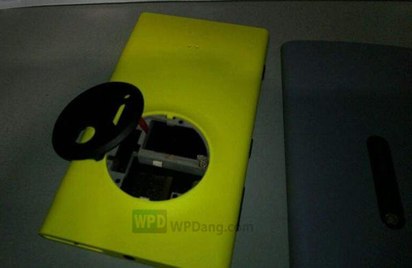 Nokia EOS smiles for the camera in possible leak
