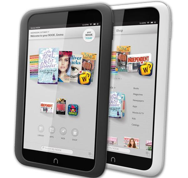 Nook HD & HD+ Google Play support joy