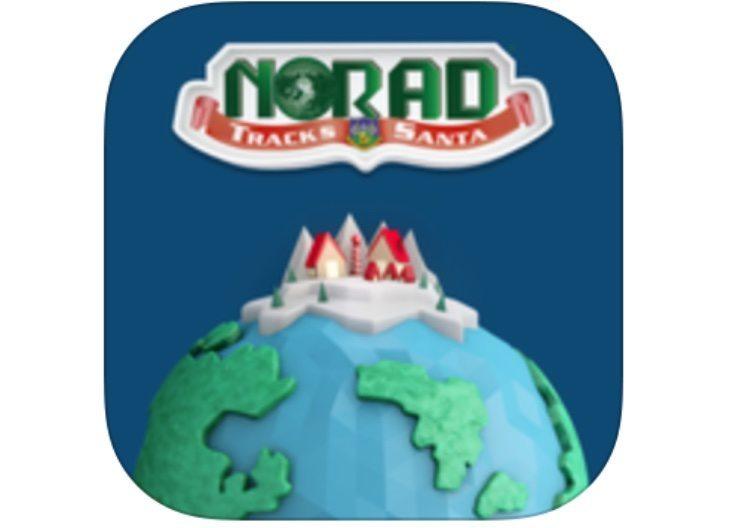 Norad tracks Santa b