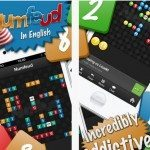 Numfeud iOS app review, invite friends to compete