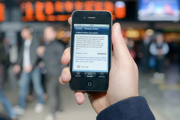 O2 launches fee-free train tickets app to make rail travel easy