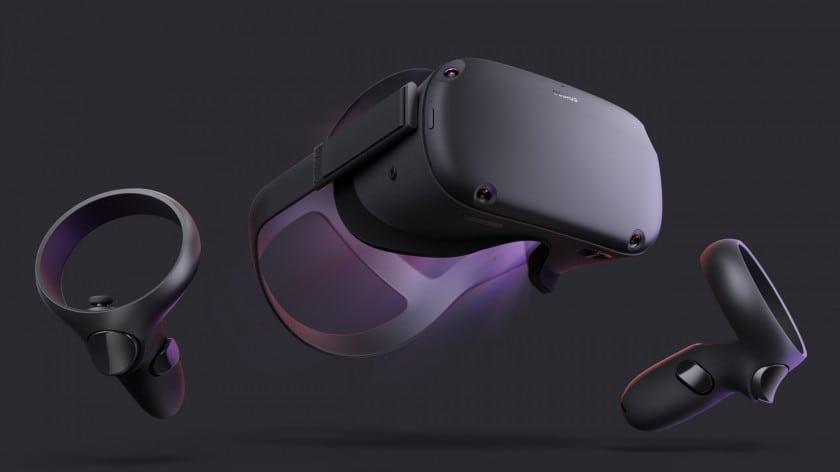 Oculus Quest revealed