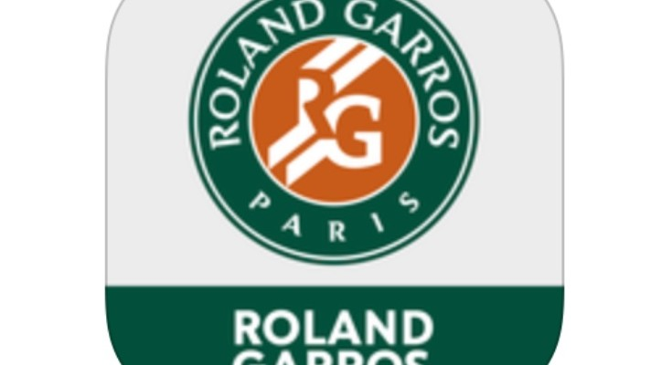 Official 2015 French Open app for iPhone and Android