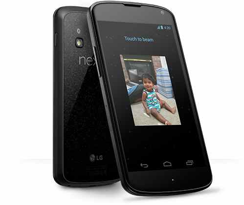 Official Google LG Nexus 4, specs, prices and where to buy