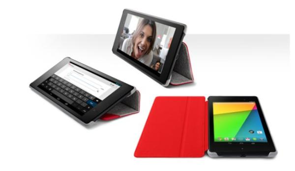 Official Nexus 7 2013 cases released for some