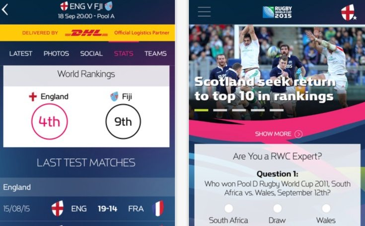 Official Rugby World Cup 2015 app b