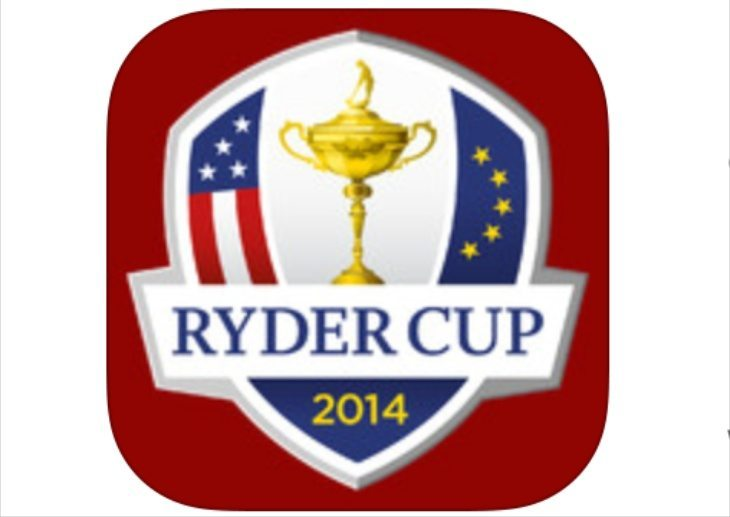 Official Ryder Cup 2014 apps