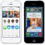 Official iOS 7 AirDrop vs Samsung S Beam