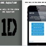 One Direction quiz app ideal for fans