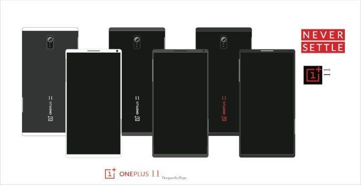 OnePlus 11 design d