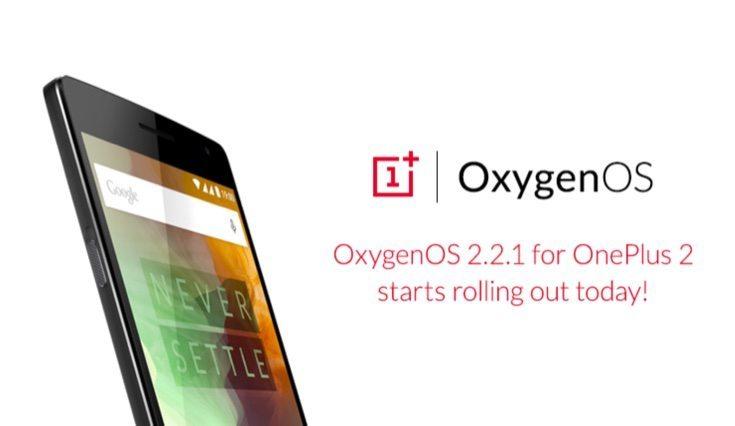 OnePlus 2 update