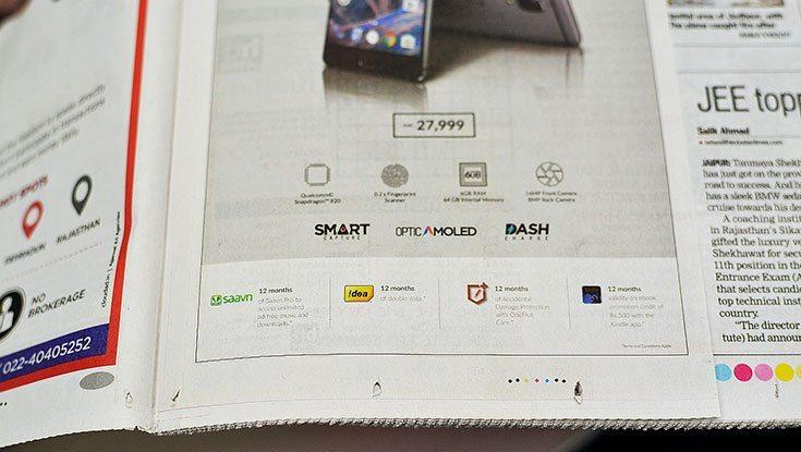 OnePlus 3 Ad
