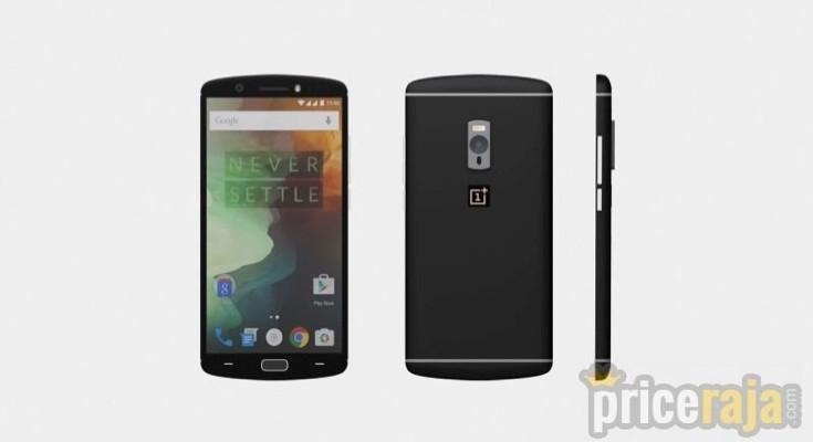 New OnePlus 3 concept includes rumor-based specs