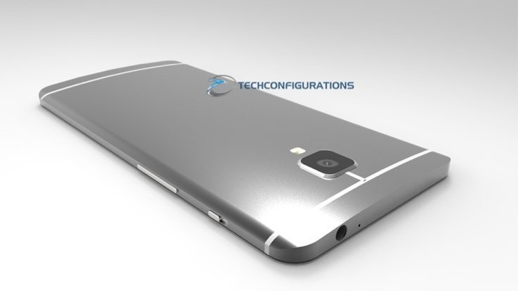 OnePlus 3 design c