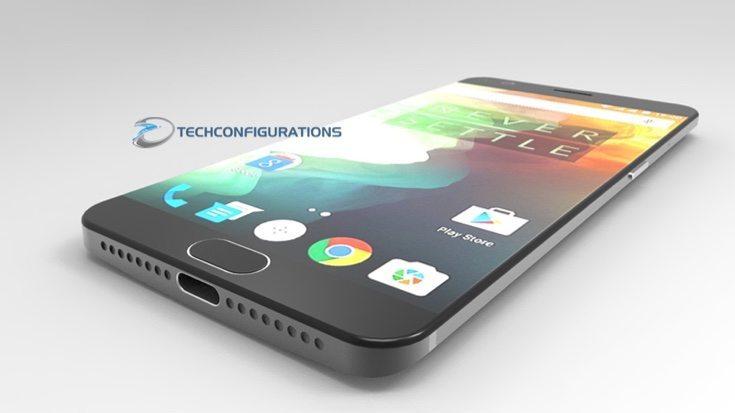OnePlus 3 design
