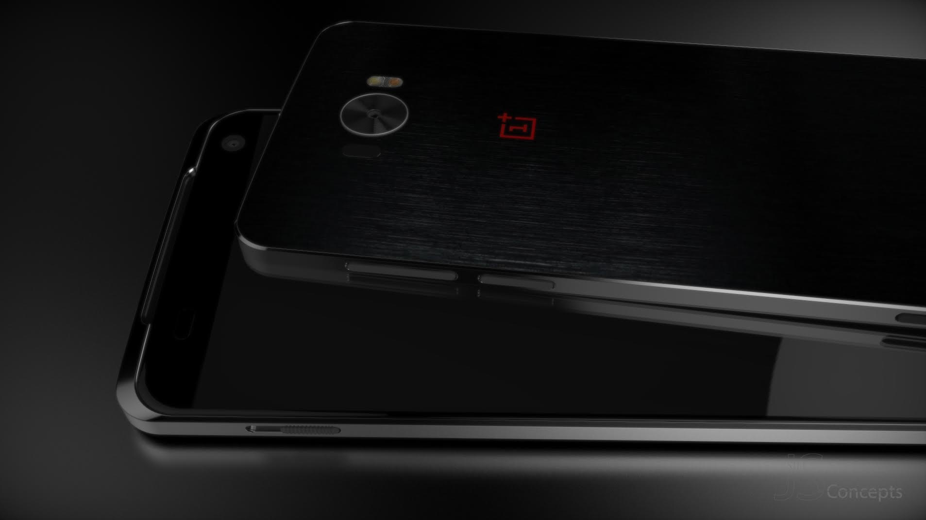 OnePlus 3 renders show real flair c