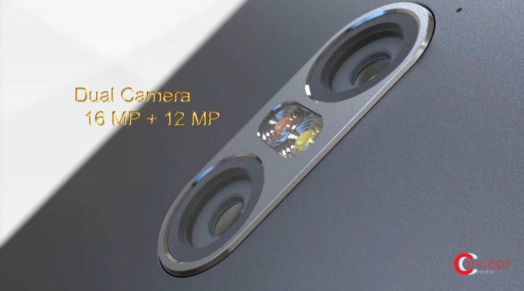 OnePlus 4 design