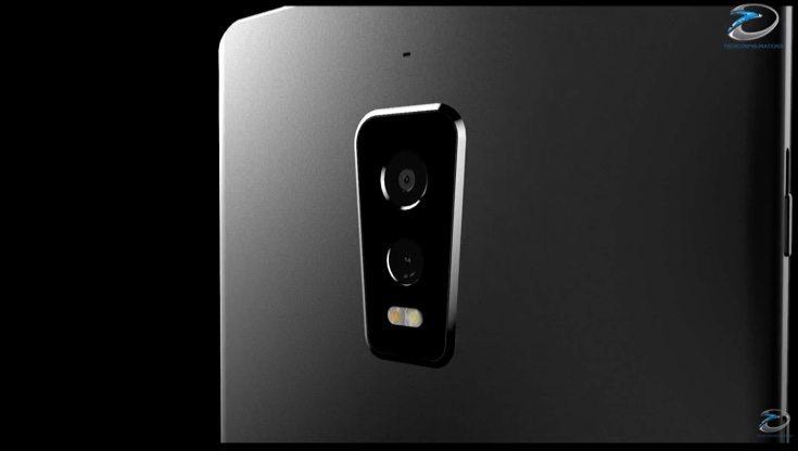 OnePlus 5 Edge concept
