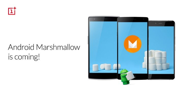 OnePlus Android Marshmallow update schedule announced