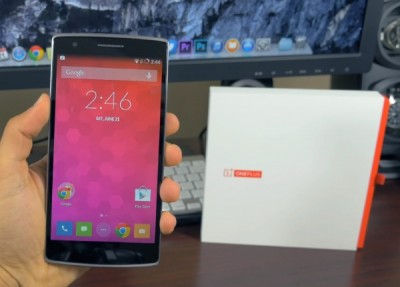 OnePlus One unboxing video with overview