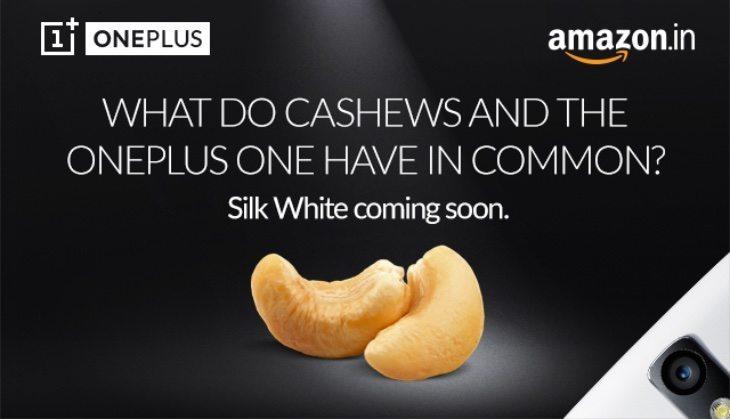 OnePlus One white 16GB India