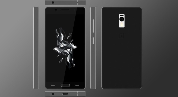 OnePlus S is a budget phone killer concept