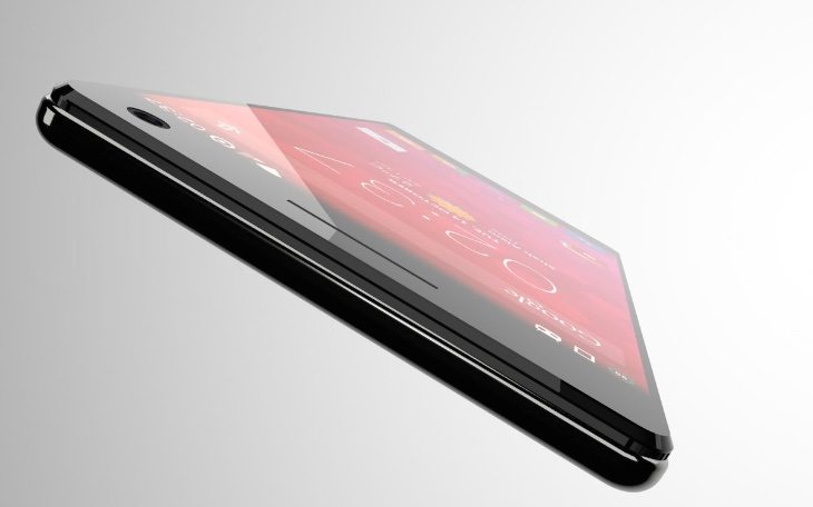 OnePlus Two design c