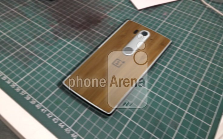 OnePlus Two leaked images