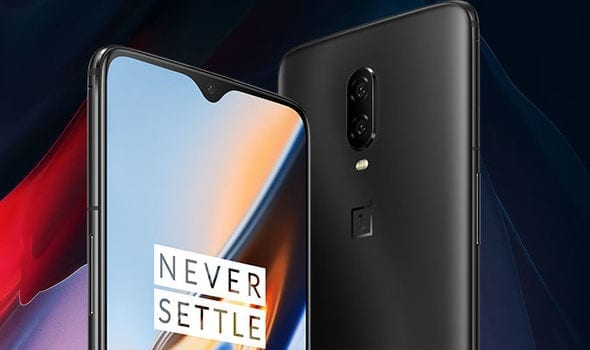 OnePlus 6T released