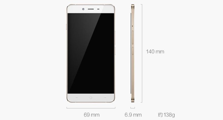 Oppo A30 now official but seems like the OnePlus X