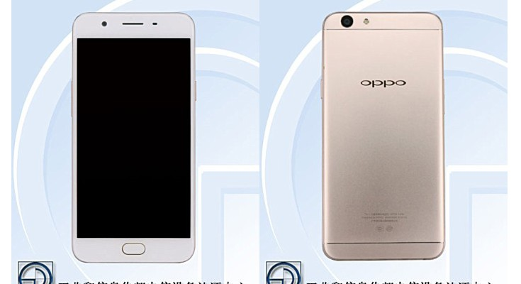 Oppo A59s with 16MP Selfie Camera and 4GB RAM passes TENAA