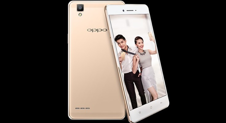 Oppo F1 Plus introduced at India launch of the Oppo F1
