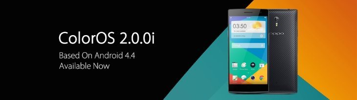 Oppo Find 7, Find 7A Color OS 2.0 update