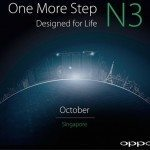 Oppo N3 name confirmed