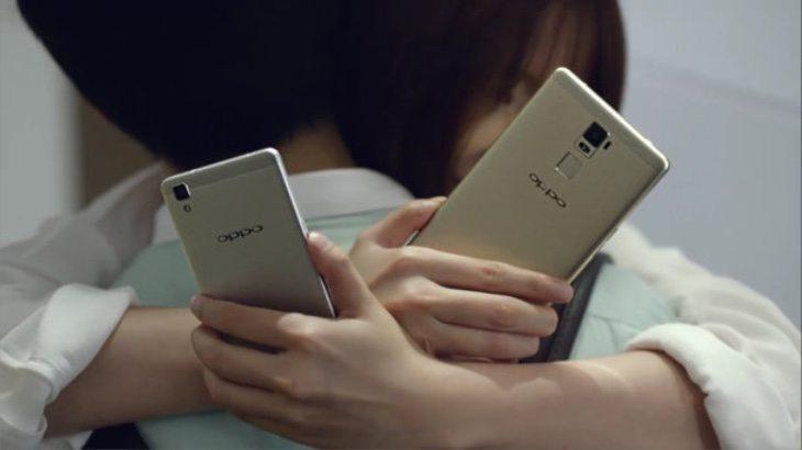 Oppo R7, R7 Plus video ad