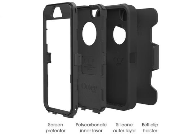 OtterBox iPhone 5S cases available already